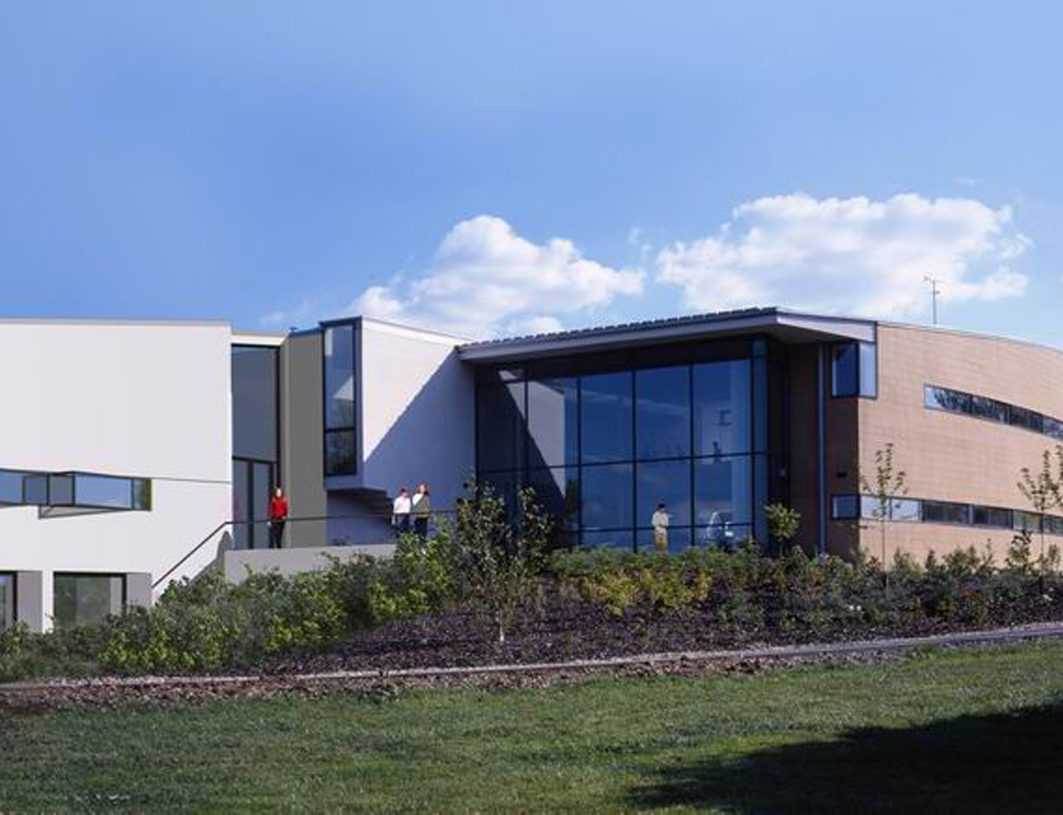 The ISMA Centre